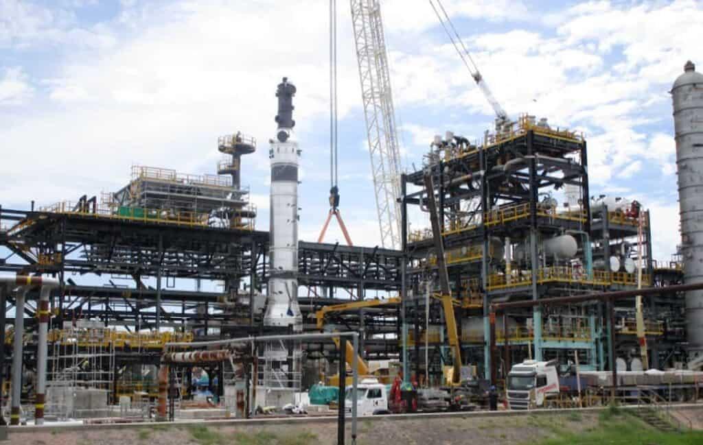 MMEX Ultra Fuels Project