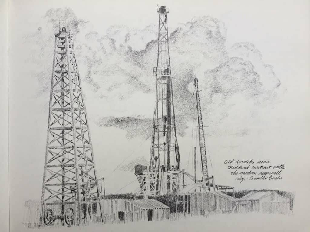 MMEX Old Drill Drawing
